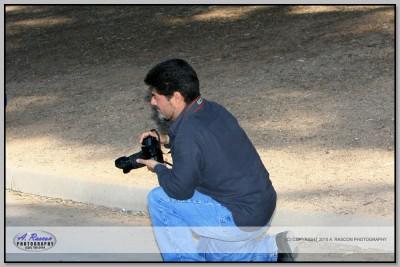 Clases en Tucson con Hugo Badilla y Jesus