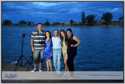 Clases en Tucson con Yesenia y Norman Urias