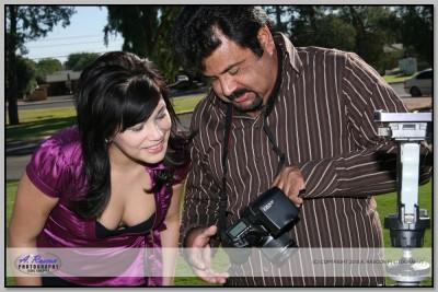 Clase de Fotografia con Sergio (Pachanga Productions)