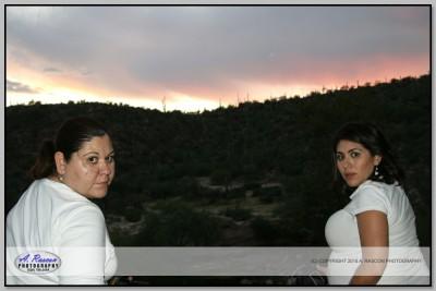 Clases en Tucson con Mayra Coronado y Cecilia