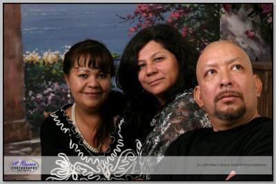 Clases en Tucson con Oracio Trevizo, Isabel y Mirella