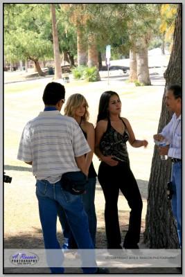Clases en Tucson con Palomares