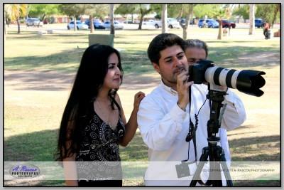 Clases en Tucson con Hugo Badilla