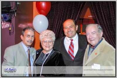 Mrs. Rice Westminster Mayor, Lou Correa Senator
