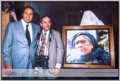 Goberndor de Michoacán Lazaro Cardenas Batel