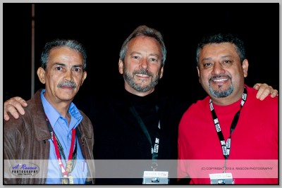 Mario Bojorquez y Tim Meyer