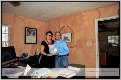 Lic. Clauda Arevalo Tucson, AZ