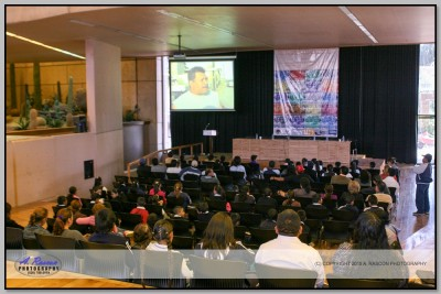 Presentacion en Tijuana, BC