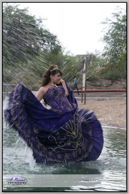 Clase en Tucson con Mayra Coronado. Cecilia y Marco Palomares