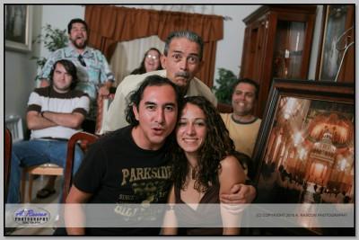 Clase en Corona, CA con Jarki, Cayupe Eclipsi), Lupita Ramirez, Juan Gonzalez