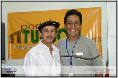 Marcos Palomares otro de mis alumnos enTucson