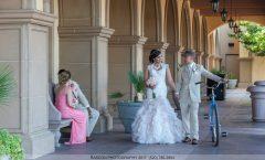 Genisa and Robert Wedding
